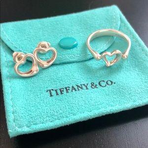 Tiffany & Co. Elsa Peretti® Open Heart Set